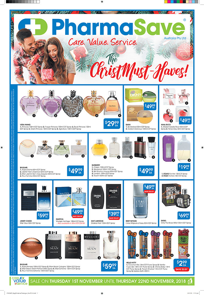 Pharmasave 6pg_Christmas Catalogue_November 2018-1